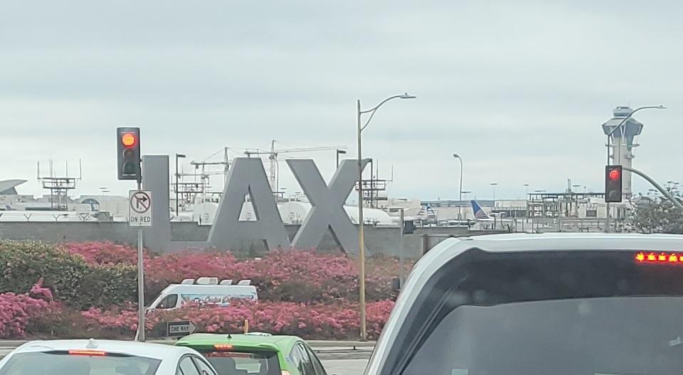LAX(ロサンゼルス国際空港)